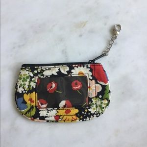 Vera Bradley Card and Coin Purse